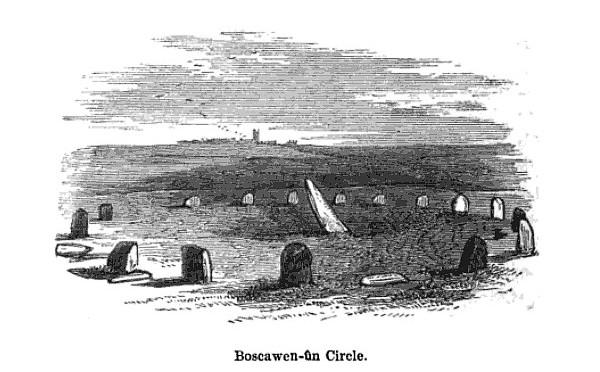Stone Circles and Sarah