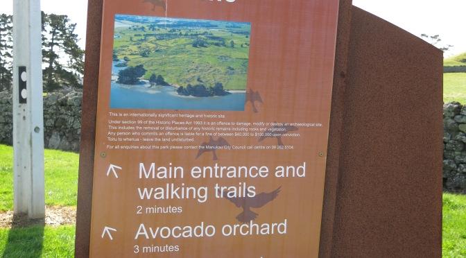Early Archaeology in Auckland – Otuataua Stonefields.