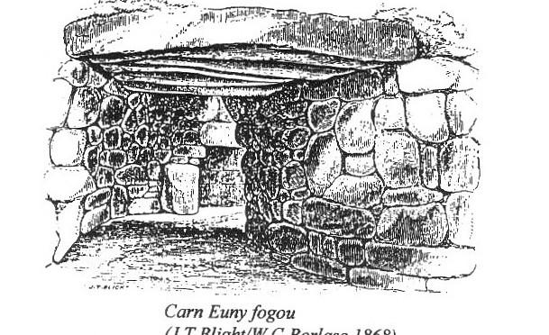 Fogous – An Archaeological Mystery
