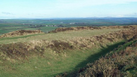 earthworks_at_the_iron_age_fort_castle_an_dinas_-_geograph-org-uk_-_329999_cropped