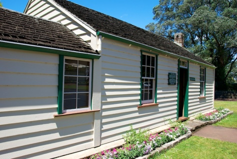 The oldest remaining wooden structure in Auckland