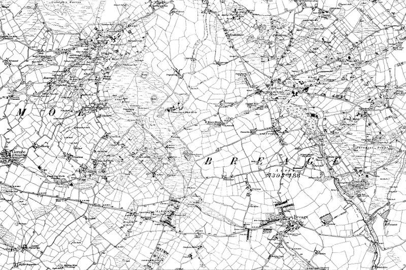 breage map