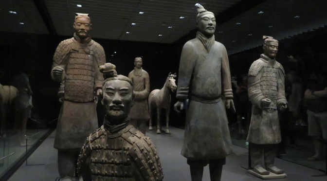 The Terracotta Warriors – An Exhibition of Immortality.