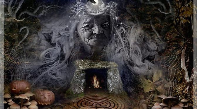 The Ghosts of the Ancestors